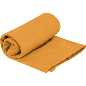 Sea to Summit DryLite Serviette pour chien XS, orange